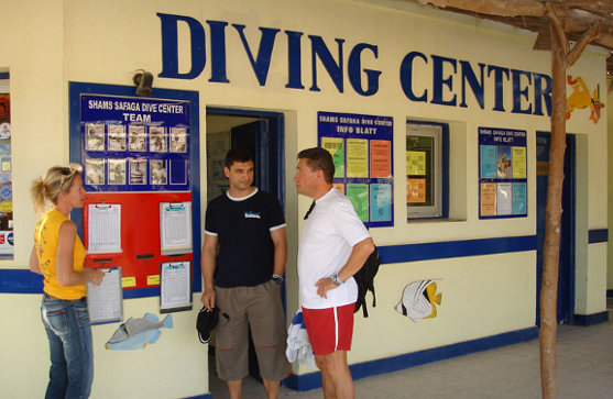 Safaga Sham Dive Centre