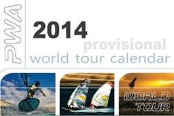 2014 PWA Windsurfing World Cup Calendar Announced