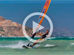 Naxos - Greece Windsurf Kitesurf Spot Video