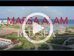 Marsa Alam Red Sea Windsurf Kitesurf Spot Video