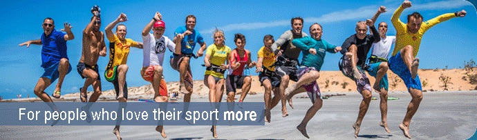 WORLDWIDE SPORTS HOLIDAYS WINDSURFING KITESURFING SUP SURFING DIVING MULTISPORT
