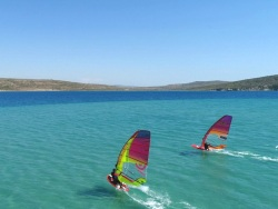 NEW Alacati Kids Camps and Adult Windsurf Clinics