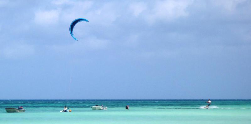 Aruba Windsurf and Kitesurf Holidays with Sportif Travel