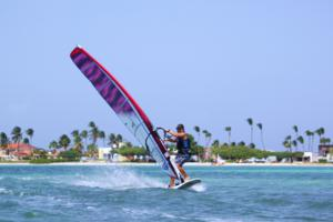 Aruba, Caribbean - windsurf holiday