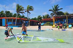 Bonaire Windsurf Holiday - JP Neil Pryde Centre.