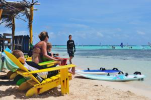 Bonaire Windsurf Holiday - Lac Bay.