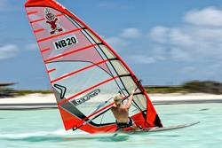 Bonaire Windsurf Holiday - Lac Bay. RRD Starboard centre slalom rental.