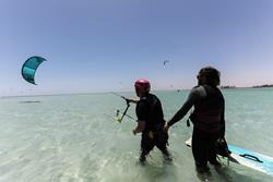 Best Place to Learn to Kitesurf?