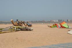 Essaouira, Morocco - Windsurfing rental & instruction centre