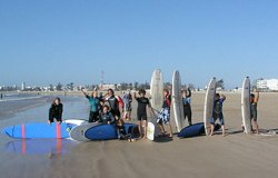 Surfing Pro Lessons in Essaouira  - Morocco