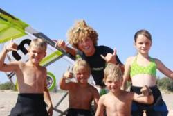 Family Friendly Windsurf & Kitesurf Holidays