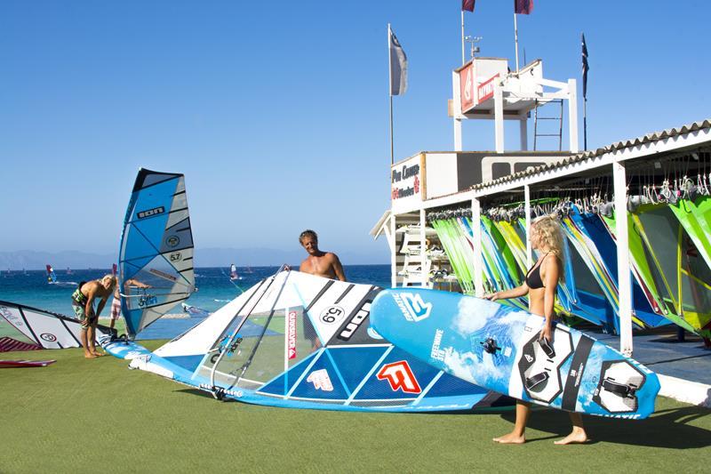 JP / NeilPryde High Tech Windsurf Centre, Ialyssos | Sportif