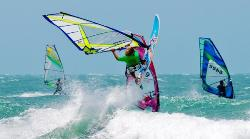 New 2014 Windsurf & SUP boards in Jeri, Brazil