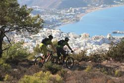 Karpathos - Greek Islands. Windsurfing - Climbing - Mountain Biking.