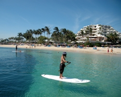 Luxury 5* Hotel Windsurfing