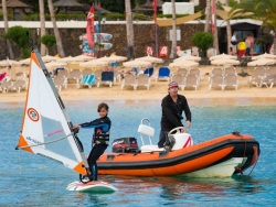 Family Windsurf & Activities in Lanzarote