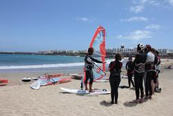 Lanzarote, Canary Islands - Learn to Windsurf Holiday