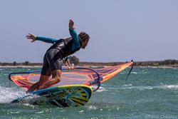 Keros Bay Windsurf and Kitsurf Centre - Lemnos. Freestyle.