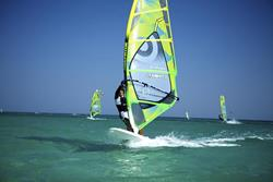 Keros Bay Windsurf Centre - Lemnos, Greek Islands. Rental & Instruction.