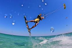 Keros Bay Kitesurf Centre - Lemnos, Greek Islands. Rental & Instruction.