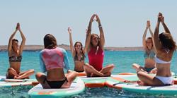 Keros Bay SUP Stand Up Paddle Boarding - Lemnos, Greek Islands. Rental & Instruction.