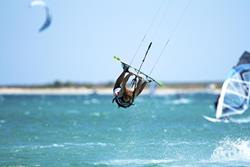 Keros Bay Kitesurf Windsurf Holiday - Lemnos, Greek Islands. Rental & Instruction.