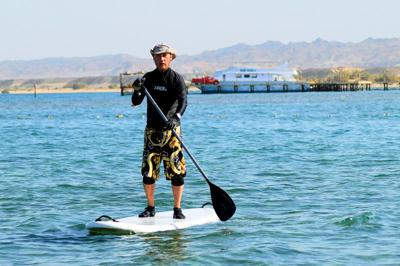 Marsa Alam Windsurfing Centre In Red Sea