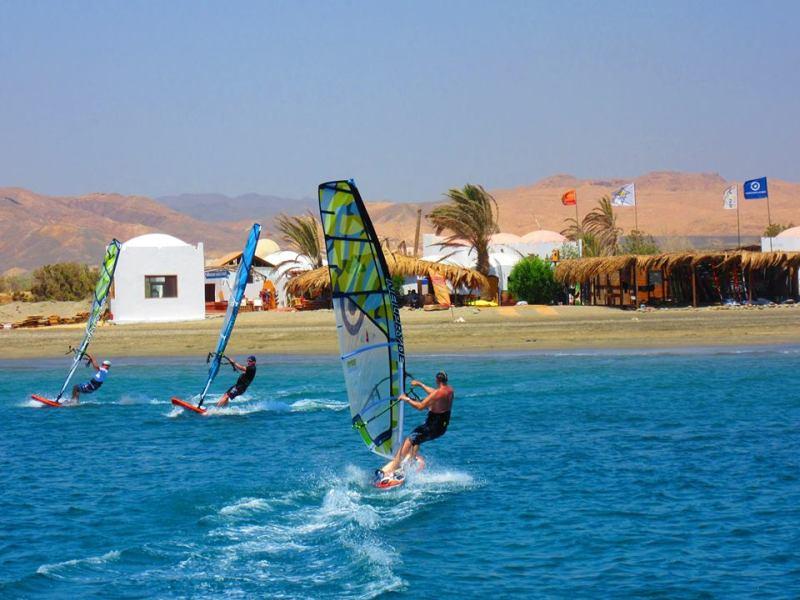 Marsa Alam - Red Sea New 2019 Rental Kite from Sportif Travel