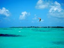 Mauritius - learn to kitesurf holiday