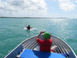 Kitesurfing Holiday Anse Le Raie