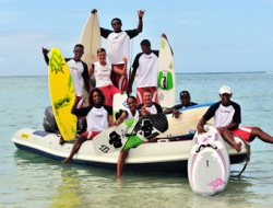 Mauritius Joker Package Windsurf Kitesurf Surf SUP