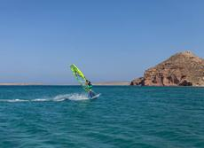 Karpathos - Crete. Windsurfing - Mountain Biking - Stand Up Paddleboarding.