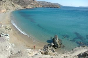 Crete windsurfing and cycling holidays. Palekastro.