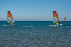 Simon Winkley Rhodes Windsurf Clinic Sept 2020