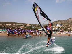 JP / NP Young Gun Junior Windsurfing Camp 2014