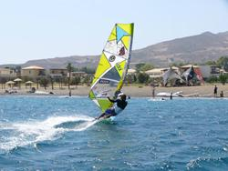 Psalidi, Kos - windsurf holiday.