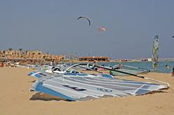 Safaga, Red Sea - Peter Hart Windsurfing Clinic 2015.
