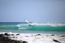 PWA Cape Verdes Windsurfing Video