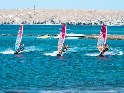 Sigri Lesvos Windsurf Videos