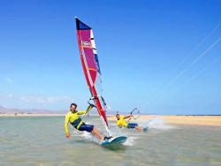 Windsurf & Kitesurf Centre - Risco del Paso Beach