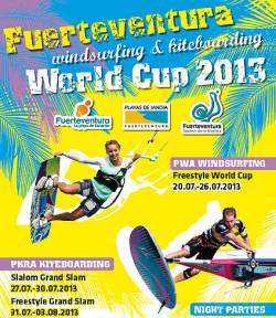Fuerteventura PWA & PKRA 2013 World Cup Video