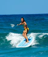 St Martin - Caribbean. SUP centre - rental & instruction.