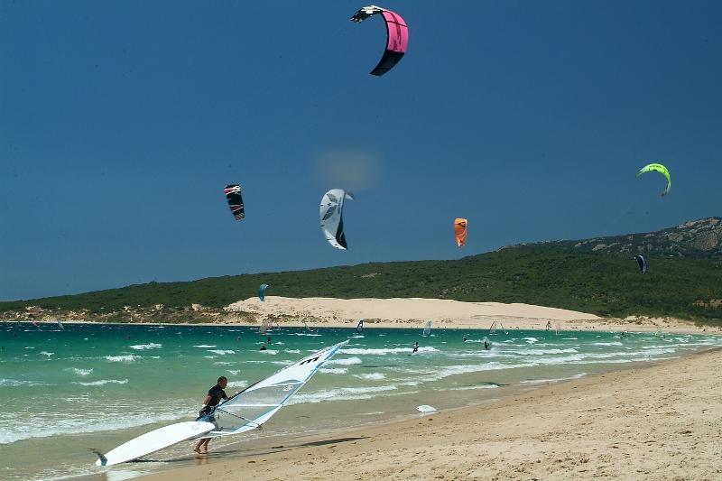 Tarifa Windsurfing Holiday | Tarifa Kitesurfing Holiday