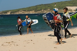 Tarifa Windsurf, Kitesurfing, SUP, Fitness Camp