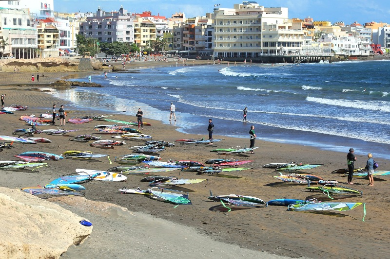 Tenerife Windsurf Holiday, Spot and Centre Review from