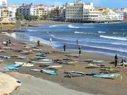 Tenerife Windsurf Holiday Spot Review