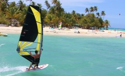 NEW Tobago Windsurfing Clinic from Jem Hall