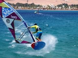 Hilton Hotel Windsurf Centre Dahab Sportif Windsurfing Holiday Egypt