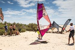 Tom Brendt Windsurf Clinic - Fuerteventura, Canary Islands.