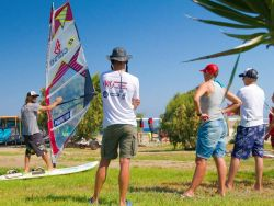 NEW Tom Brendt Windsurfing Camps 2019